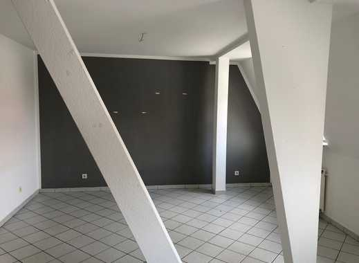 Schöne 3 Zimmer Maisonettewohnung.