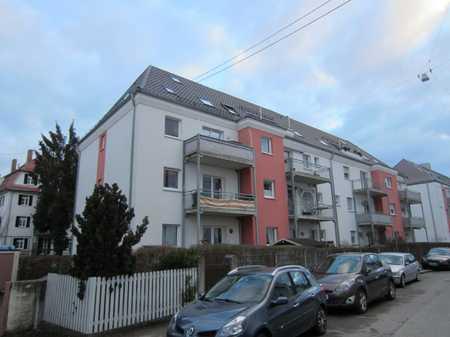 Top 3 ZKB-Wohnung in Pfersee. Wohnlage mit hoher Qualität in Pfersee (Augsburg)