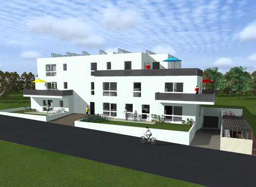 Familienfreundliche Gartenwohnung mit 2 Terrassen in bester Lage ***