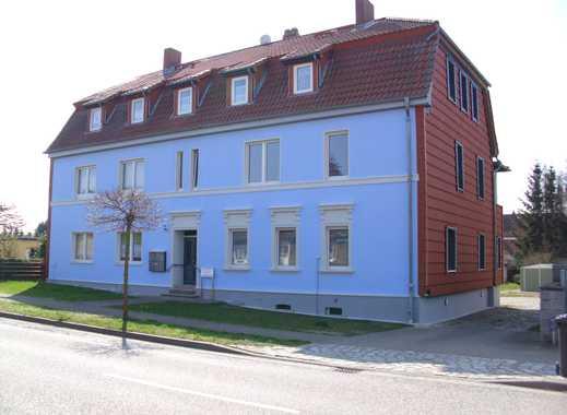 Erstbezug nach Sanierung mit Balkon: ansprechende 2-Zimmer Wohnung in Behnsdorf mit Stellplatz