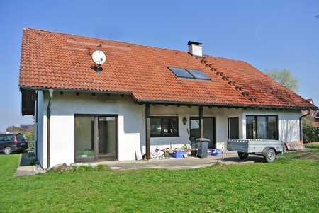 SCHÖNE HELLE 4-Zi- EG-Whg., ca. 123 m²Wfl., Terrasse, Garten, Garage in Weißenhorn