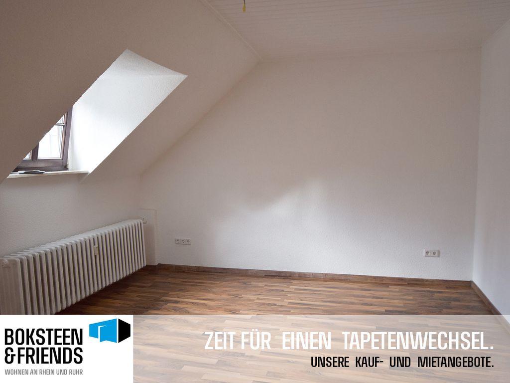 kernsaniertes schmuckst ck im dachgeschoss. Black Bedroom Furniture Sets. Home Design Ideas