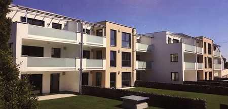 Hochwertige Wohnung 4 ZKB mit Balkon, WC, Aufzug und TG in Höchstädt in Höchstädt an der Donau