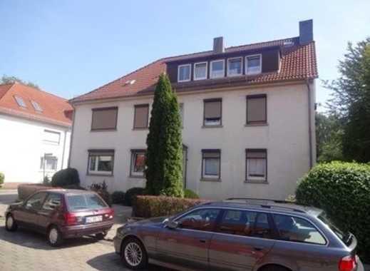 Ruhige 3 ZKB, Keller, Hochparterre-Wohnung mit EBK, Nähe Waller Friedhof