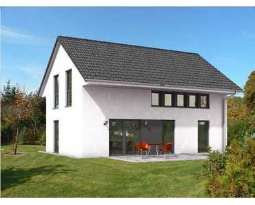 Massives Einfamilienhaus mit Keller und Bauplatz (2017) in Achslach