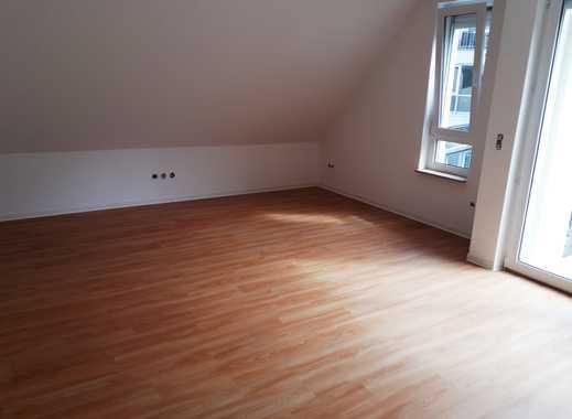 gemütliche 1-Zimmer-Dachgeschoss-Wohnung