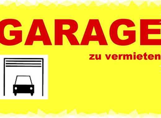 """Garage für Pkw in """"Golf-Größe"""""""