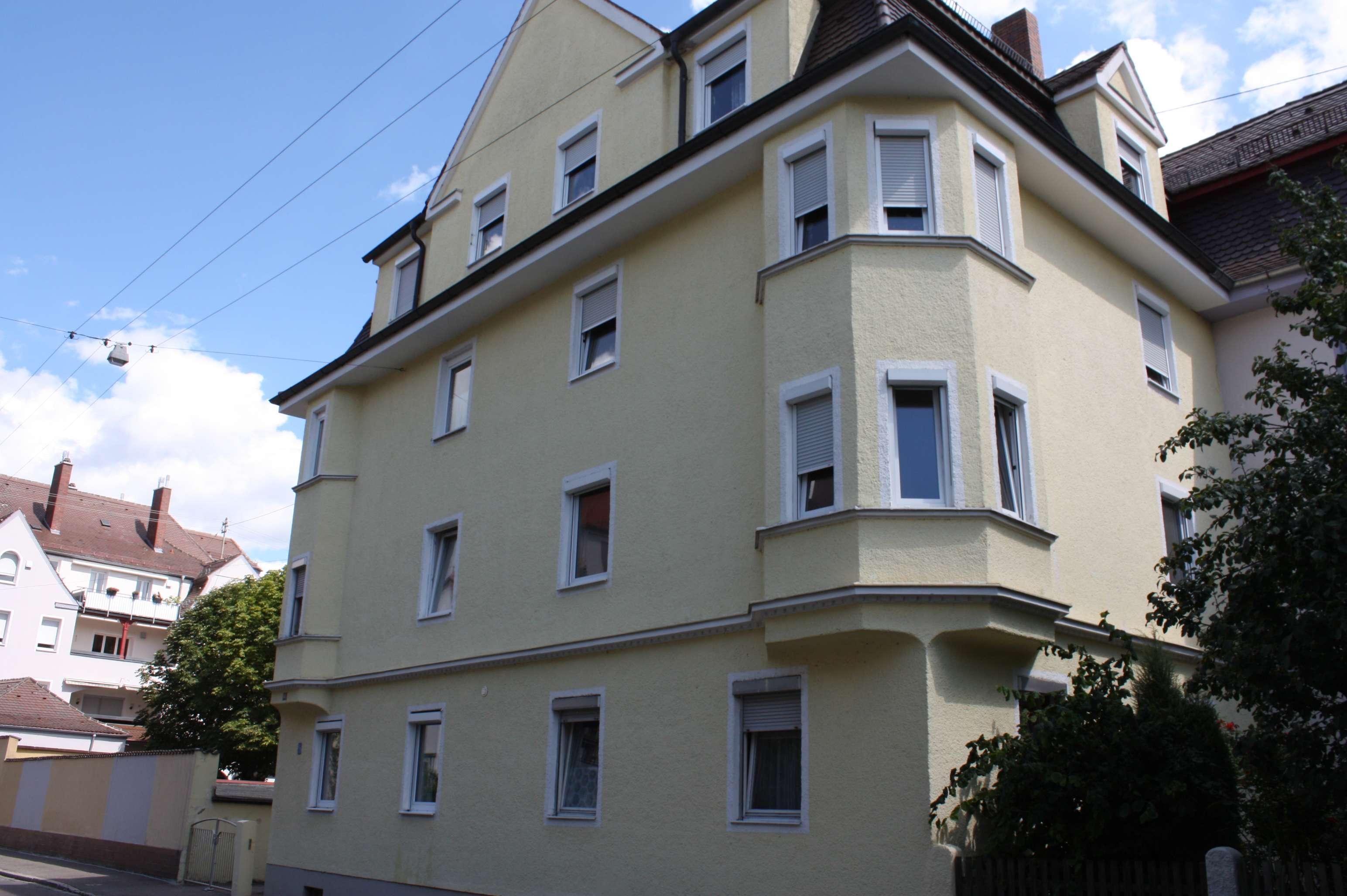Exklusive, top-modernisierte 3 - Zimmer Wohnung in Augsburg, Pfersee