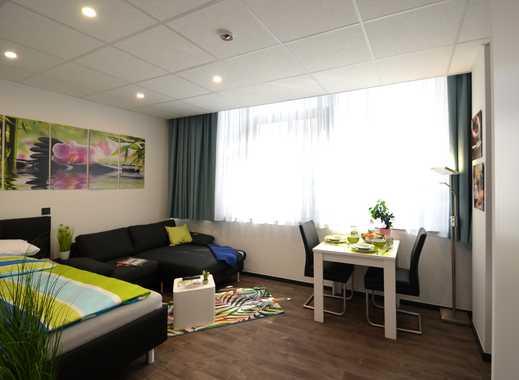 Ihr möbliertes 1-Zimmer-Apartment im Herzen von Offenbach - Erstbezug!