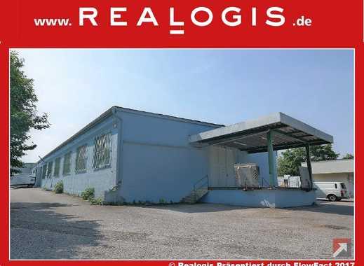 Unterschleißheim, ca. 624 m² Hallen- und Büroflächen zu vermieten - provisionsfrei im Alleinauftrag