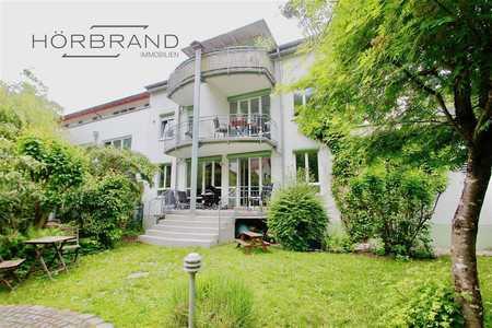 Großzügige Garten-Maisonette-Wohnung in Bestlage Bogenhausen  in Bogenhausen (München)