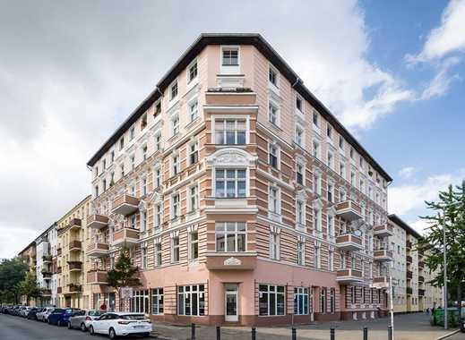 Winterstein: vermietete 3 Zimmer-Dachgeschoss-Wohnung