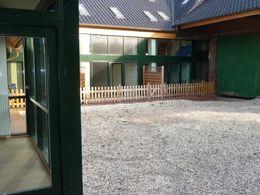 Terrassen / Innenhof