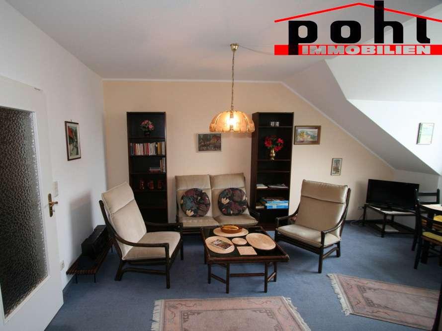 1-Zimmer Mietwohnung im Kurgebiet von Bad Rodach, möbliert +Tiefgarage, ideal für Wochenendpendler!!