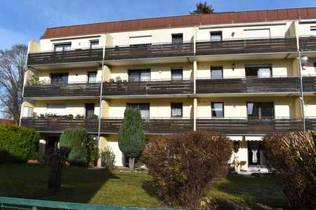 RG Immobilien - Zentrums- und Bahnhofsnah gelegene 2 Zimmer Wohnung mit Balkon in Erding