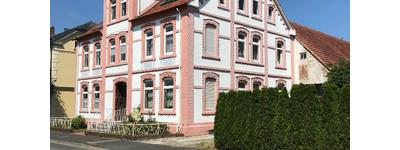 2,5-Zimmer-Erdgeschosswohnung mit Einbauküche in Rahden