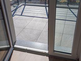 Musterwohnung - Balkon