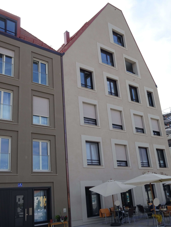 Wunderschöne 2-Zimmer-Wohnung in Regensburg in