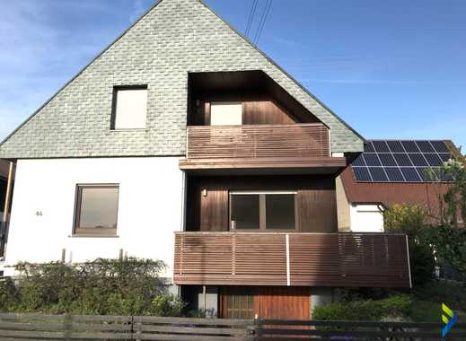 großzügige 3,5-Zimmer-Wohnung mit Balkon und Gartenanteil