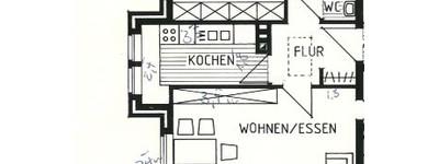 Neuwertige 3-Zimmer-Maisonette-Wohnung mit Balkon und EBK in Minden