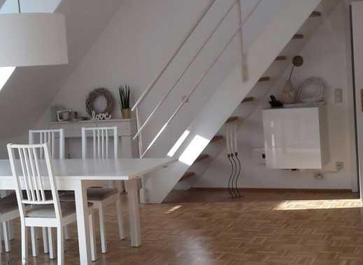 helle 3,5 Zimmer Maisonette Wohnung, Kastellaun Altstadt