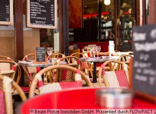 Etablierte Bar in Dresden-Neustadt sucht neuen Betreiber! BEATE PROTZE IMMOBILIEN