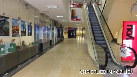 Eingangsbereich Bahnhofspasse