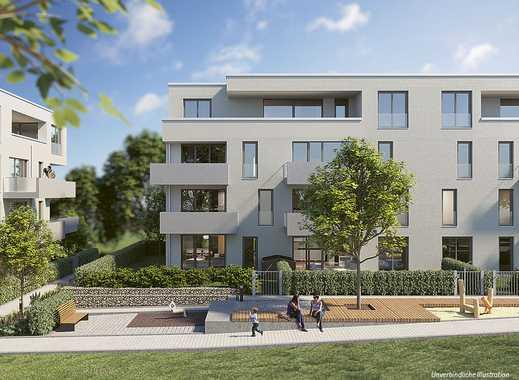 Barrierefreie 4-Zi.-Dachgeschosswohnung auf ca. 117 m² in ruhiger Lage mit sehr guter Anbindung