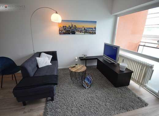 Neu möbliertes Apartment mit Balkon nahe Friedberger Warte (4.5 Sterne)