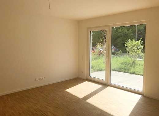 ERSTBEZUG! Geräumige Wohnung mit West-Terrasse!