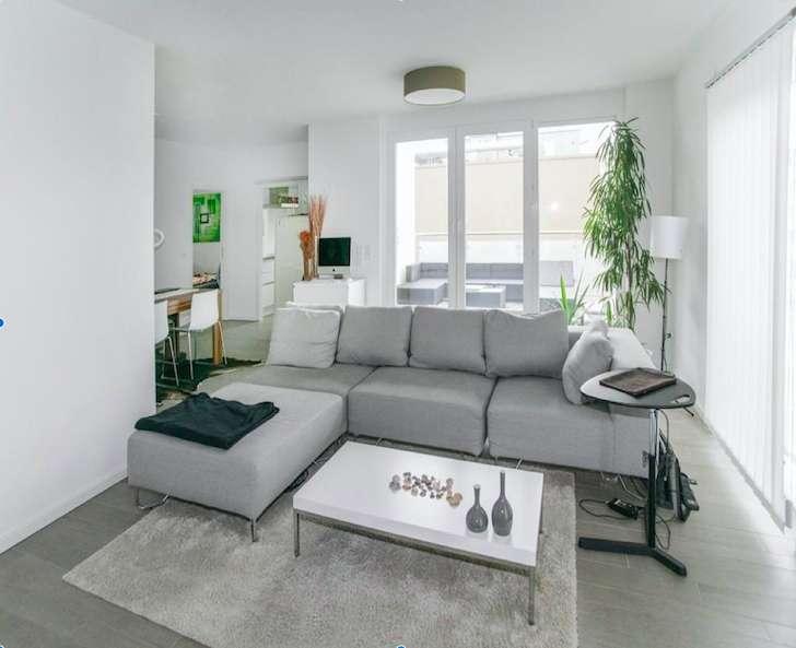 Stilvolle und luxuriöse 3-Zimmer-Penthouse-Wohnung mit großer Dachterrasse beim Westpark Ingolstadt