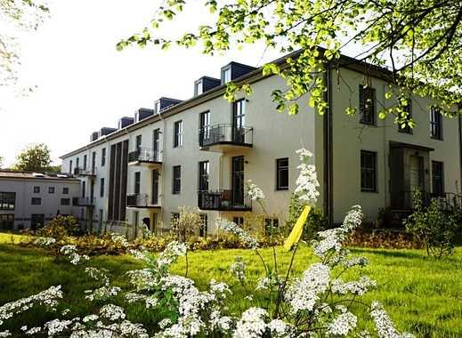 """Wohnen im Park - """"The Safe Haven"""": Luxuriöse Dachgeschoss-Maisonette-Wohnung mit Ost-Terrasse"""
