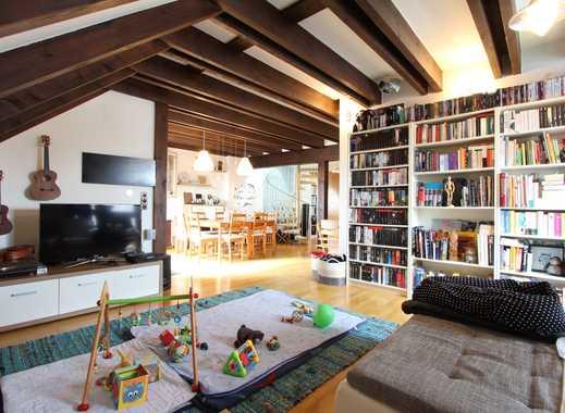 Gepflegte 4-Zimmer-Maisonette-Wohnung mit Balkon und EBK in Aachen