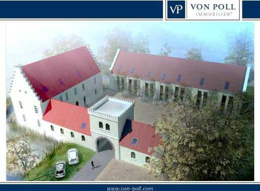 Beziehen Sie Ihr Familienschloss! Neubau-Reihenhäuser in antikem Rittergut!