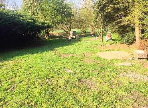Ruhiges Gartengrundstück im Außenbereich