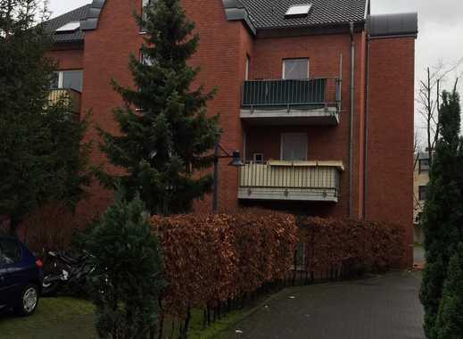 Frechen/Bachem teilmöblierte Dachgeschosswohnung mit Balkon