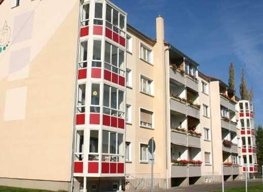 Super 3-Raumwohnung in Tröglitz mit XXL-Balkon