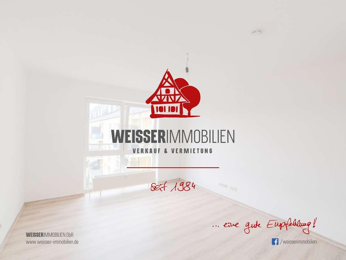 Student*innen & Singles aufgepasst! Renovierte 1 Zimmer-Whg. in Südstadt (Fürth)