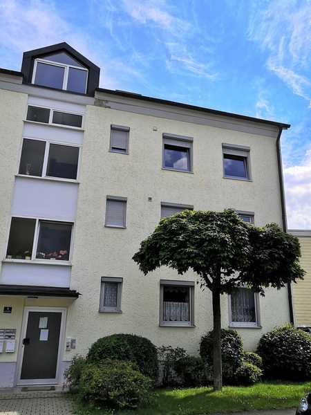 Erstbezug nach Sanierung: sonnige 3-Zimmer-Wohnung mit Balkon in Waldkraiburg in Waldkraiburg