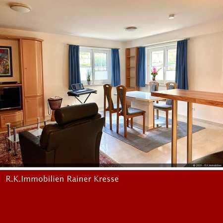*Wochenendheimfahrer* Neuwertige voll möblierte 2 Zimmer Souterrain-Wohnung zu vermieten in Lenzfried (Kempten (Allgäu))