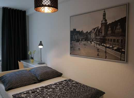 Hübsche Wohnung in der Südvorstadt- möbliert