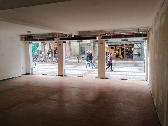 Ladengeschäft mit ca. 265 m² in beliebter Fußgängerzone