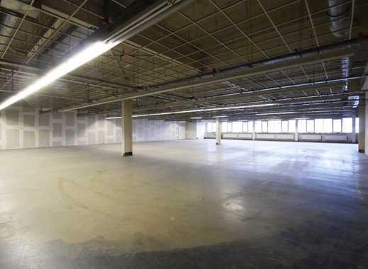 Hallen- und Büroflächen in Rellingen zu mieten