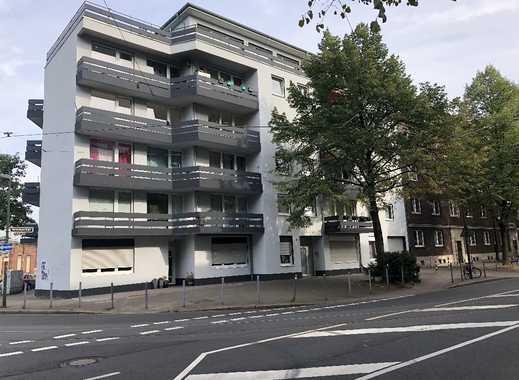 Schöne helles Ein-Zimmer Appartement   in Düsseldorf, Bilk. Sehr zentral gelegen.