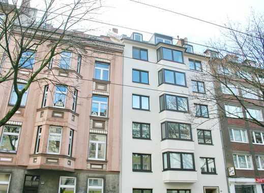 Mittendrin: Apartment mit Balkon in der Stadtmitte