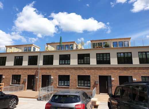5-R.-Wohnung mit Rundumblick auf die Saale und 2 Carports - Fabrik-Etagen am Ochsenberg
