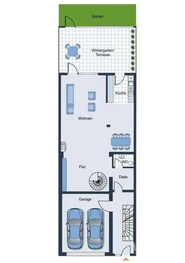 Erdgeschoss<