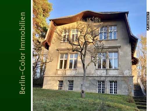 Herrschaftliche Villa mit vielen Nutzungsmöglichkeiten in Bad Freienwalde