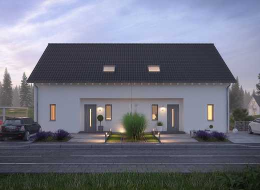 *** Flexibles Doppelhaus mit Stil und Funktionalität - für Macher und Projektmanager ***