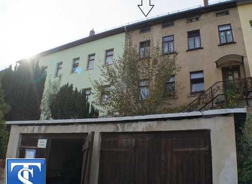 TOP-PREIS! Einfamilienhaus mit Garage - zum selbst sanieren - und traumhafter Fernsicht in Greiz